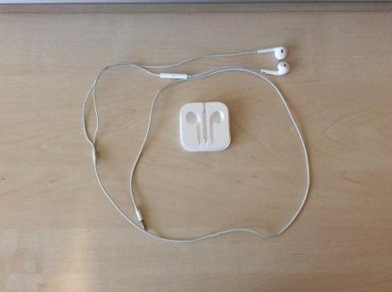 Apple Kopfhoerer aufwickeln