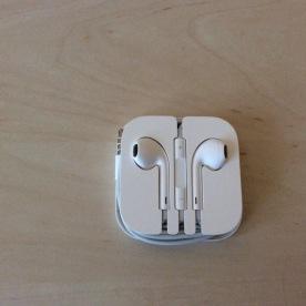 Apple Kopfhörer aufwickeln