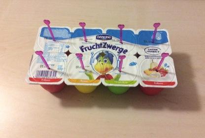 Rezept Anleitung Fruchtzwerge Eis