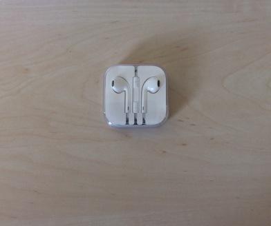Kopfhoerer Apple IPad