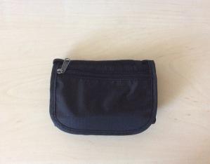 Geldbeutel Handgepaeck Backpacking