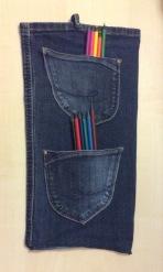 DIY Alte Jeans