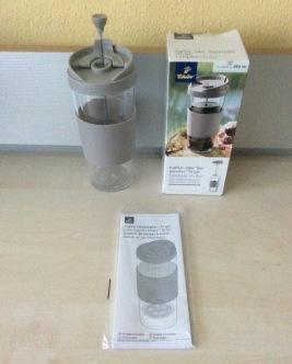 Test Kaffeebereiter Tchibo