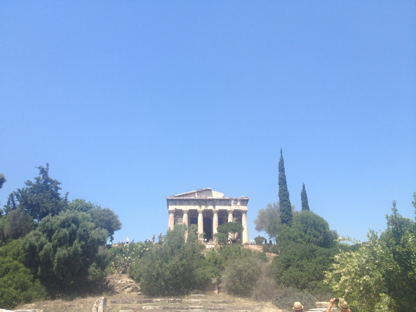 Reiseführer Athen Agora