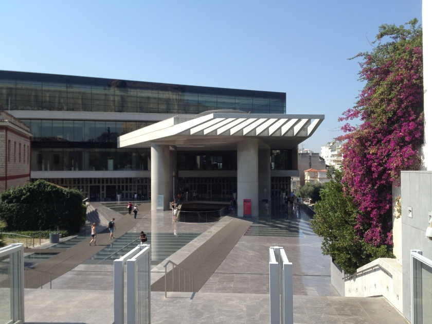 Athen Aktopolis Museum