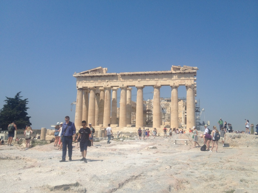 Reiseführer Athen Akropolis