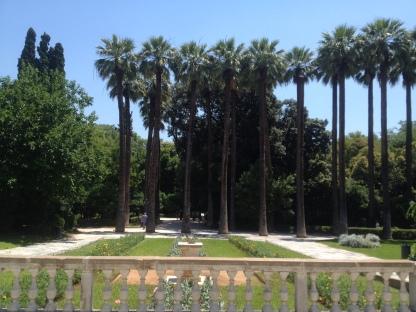 Reiseführer Athen Nationalgarten