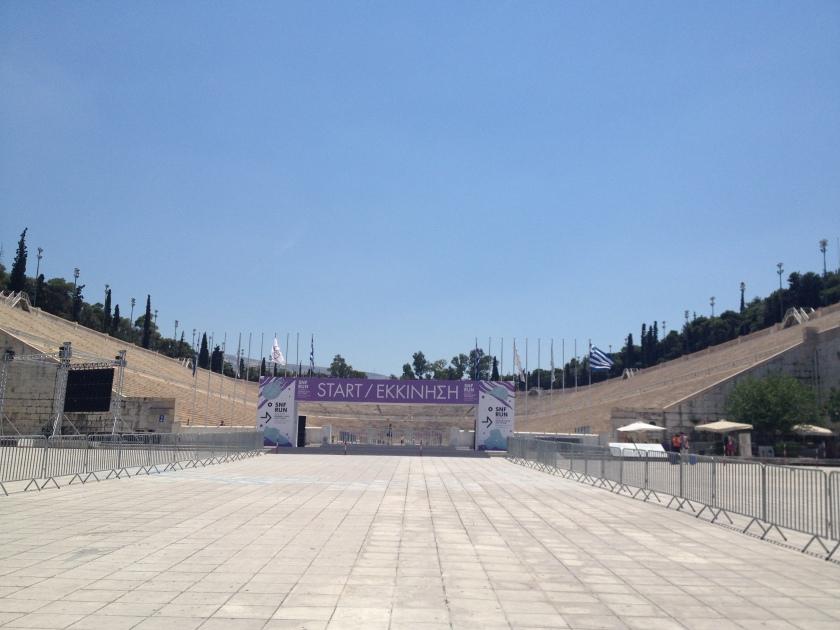 Reiseführer Panathenaic Stadium Athen