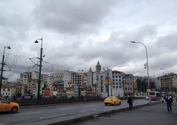Galataturm in Beyoğlu