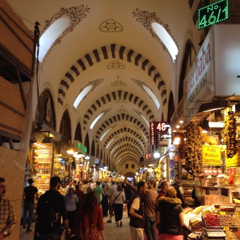Reise Istanbul Sehnswuerdigkeiten