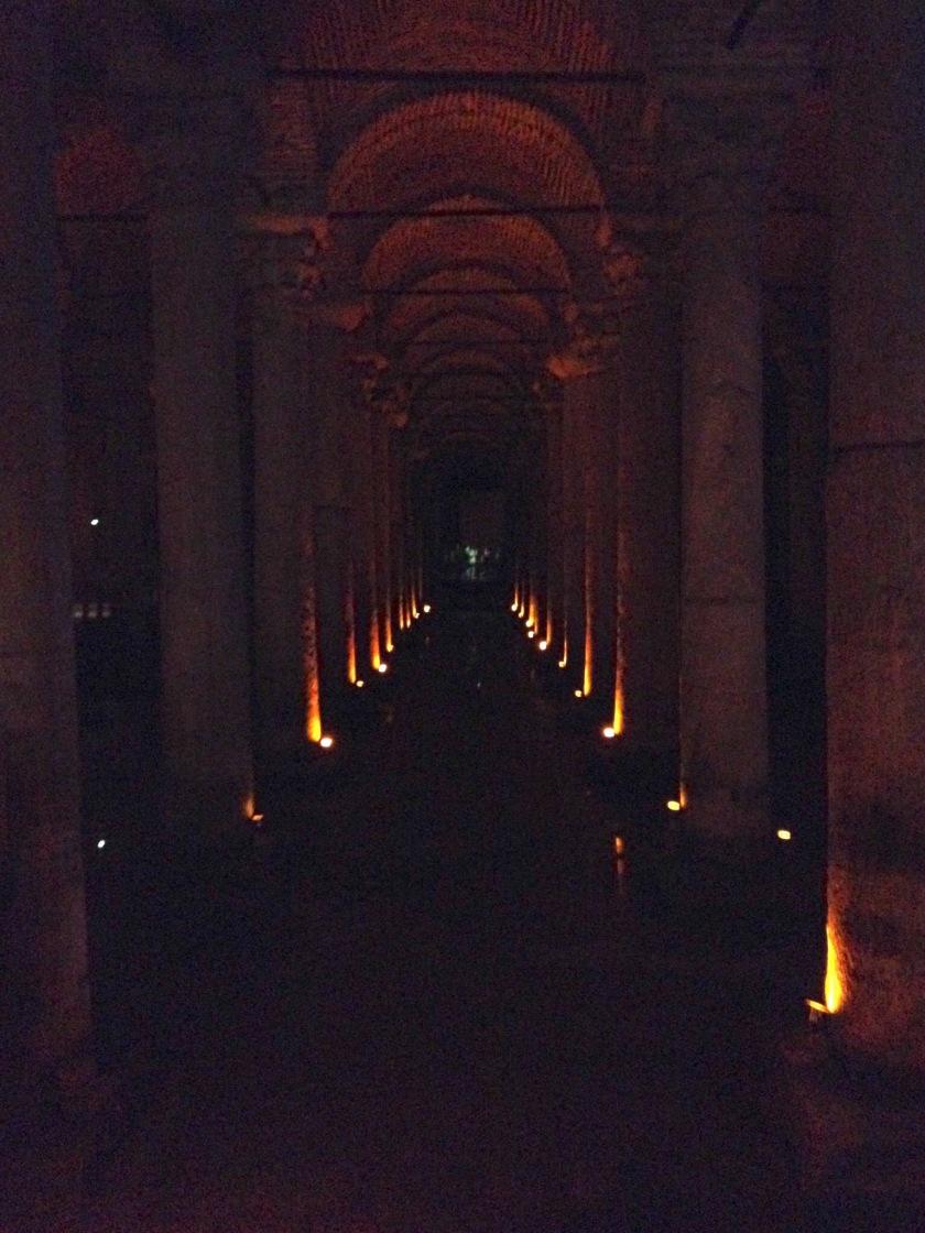 Basilika Basilica Cistern Cisterne Zisterne