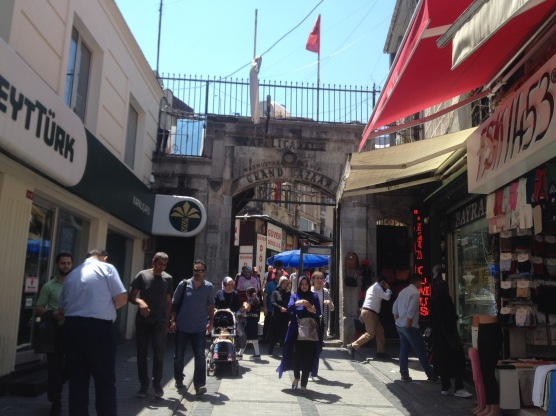 Reise nach Istanbul