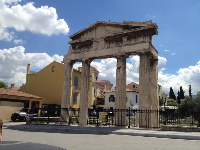 Athen Reise Reiseführer online Urlaub Tipps