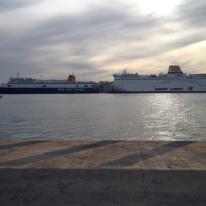 Faehre Kreta