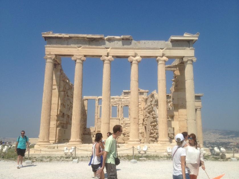 Reise Athen