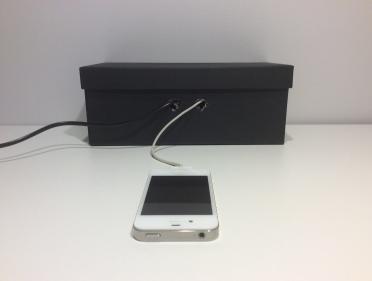 Mehrfachsteckdose verstecken Box